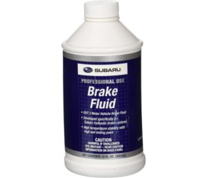 Subaru SOA868V9220 Best Brake Fluid - 12 fl.oz
