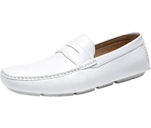 JOUSEN Men's Loafers Casual Slip On Penny Loafer Lightweight Best Driving Shoes