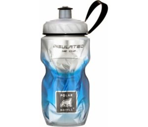 Polar Bottle Insulated Kids Best Bike Water Bottle, Children's Bike and Sports Water Bottle