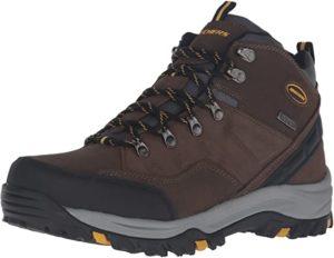 Skechers Men's Relment Pelmo Chukka Best Waterproof Work Boots