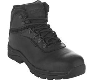 EVER BOOTS Men's Steel Toe Waterproof Industrial Shoes, Best Waterproof Work Boots for Outdoor