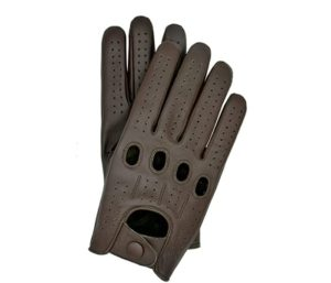 Riparo Genuine Leather Full-finger Best Driving Gloves