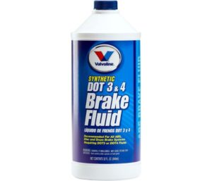 Valvoline 601458 Best Brake Fluid