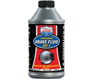 LUCAS OIL 10827 12 ounce Brake Fluid