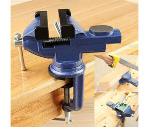MYTEC Home Vise Clamp-On Vise, 3.0