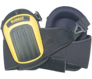 DEWALT DG5204 Professional Kneepads with Layered Gel and Neoprene Fabric Liner