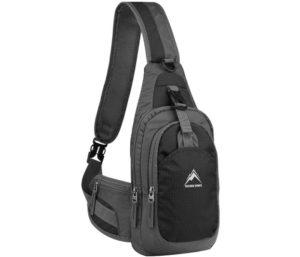 MALEDEN Best Sling Bag, Shoulder Backpack Chest Pack Causal Crossbody Daypack for Women Men