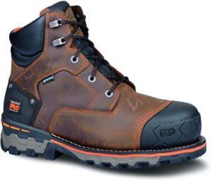 Timberland PRO Men's Boondock 6 inch Waterproof Non-Insulated Work Boot