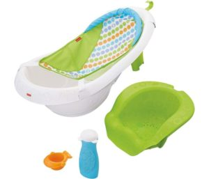 Fisher-Price 4-in-1 Sling and Seat Best Baby Bath Tub