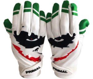 Primal Gloves Smiley Joker Best Football Gloves
