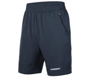 Souke Sports Men's Workout Running Shorts Quick Dry Athletic Performance Shorts