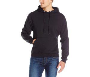 Jerzees Fleece Pullover Best Hoodies For Men