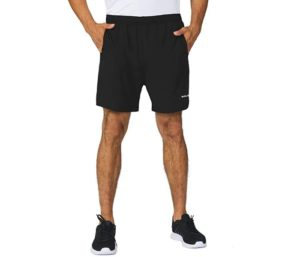 BALEAF Men's 5 Inches Best Running Shorts For Athletic With Zipper Pocket