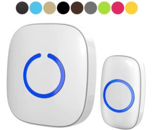 Best Wireless Doorbell For Home by SadoTech – Waterproof Chimes Wireless Kit