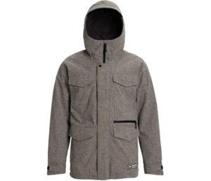 Burton Covert Insulated Best Snowboard Jackets, Men