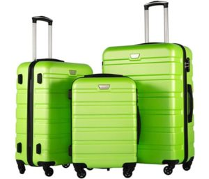 COOLIFE Best Luggage Sets HardShell Lightweight