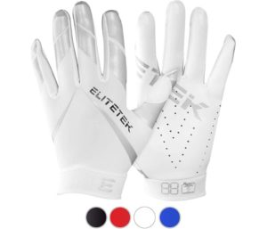 EliteTek Best Football Gloves For Youth
