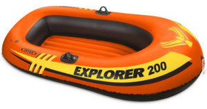 Intex Explorer Best Inflatable Boat Series