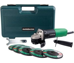 Metabo HPT Best Angle Grinder, Compact and Lightweight , 6.2 Amp Motor