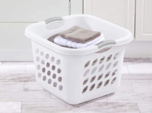 Sterilite 1.5 Bushel 53 Liter Ultra Square Best Laundry Basket