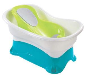 Summer Comfort Height Best Baby Bath Tub