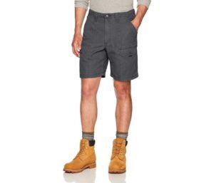 Wrangler Men's Canvas Utility Hiker Short