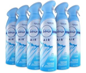 Febreze Best Air Freshener and Odor Spray