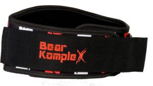 Bear KompleX Strength Best Weightlifting Belt, Durable, Easily Adjustable