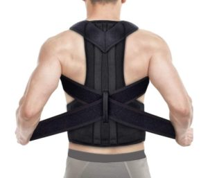 Best Posture Corrector for Men and Womn, Adjustable Posture Trainer for Adult Students Children