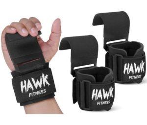 Best Weight Lifting Gloves With Hooks Grips with Wrist Wraps, Straps Powerlifting Weightlifting