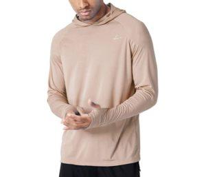 Willit Best Hoodies For Men UPF 50+, Long Sleeve