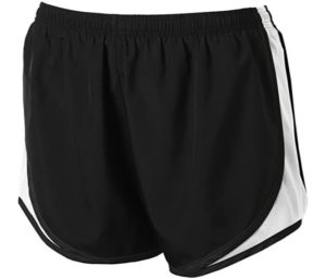 Joe's USA Ladies Moisture-Wicking Track & Field Running Shorts