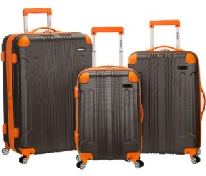 Rockland London Wheel Best Luggage Sets Hardside