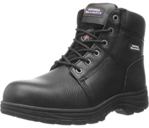 Skechers for Work Men's Workshire Relaxed Fit Work Steel Toe Boot