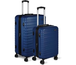 AmazonBasics Carry-On Expandable Suitcase Luggage