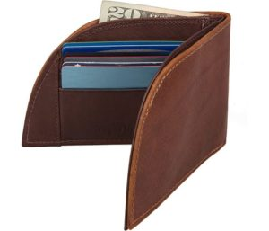 Best Front Pocket Wallet by Rogue Industries Genuine American Leather