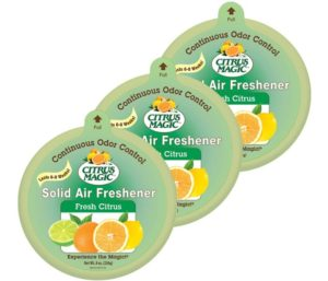Citrus Magic Solid Best Air Freshener Fresh Citrus