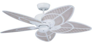 Emerson Best Outdoor Ceiling Fans CF621SW Batalie Breeze 52-Inch Indoor Outdoor Fan, Wet Rated, Light Kit Adaptable