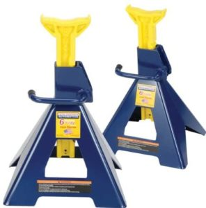 Hein-Werner Blue-Yellow Jack Stands