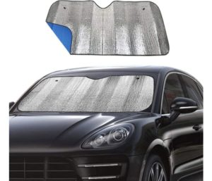 Best Windshield Sun shade Car Foldable UV Ray Reflector Auto Front Window Sun Shade Visor Shield Shade