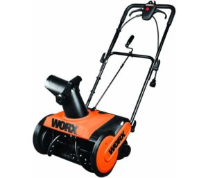 WORX 13 Amp 18-inch Best Electric Snow Blower