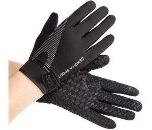 YHT Workout Gloves, Full Palm Protection, Best Weight Lifting Gloves with Extra Grip