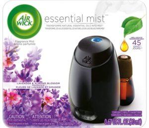 Air Wick Essential Mist, Essential Oil Diffuser, Diffuser + 1 Refill