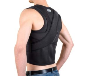 Back Brace Posture Corrector for Men and Women, Lumbar Support - Lower and Upper Back Pain