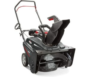 Briggs & Stratton 22-Inch Single-Stage Snow Blower
