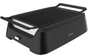 Philips Kitchen Appliances Smoke-less Indoor BBQ Grill