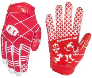 Seibertron Ultra-Stick Sports Best Football Gloves Youth