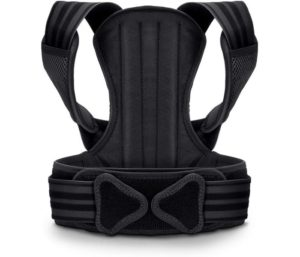 VOKKA Best Posture Corrector for Men and Women, Spine and Back Support, Adjustable and Breathable