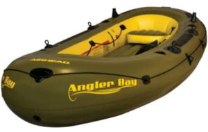 AIRHEAD Angler Bay Best Inflatable Boat