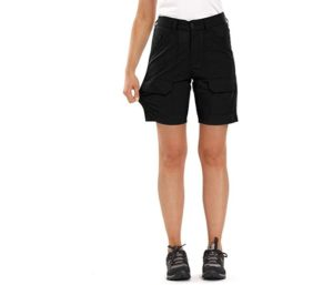 Aiegernle Women's Outdoor Hiking Shorts, Lightweight Quick Dry